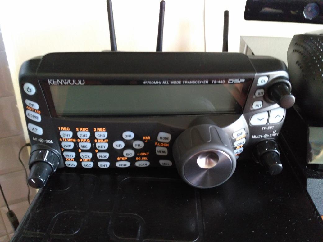 Kenwoos TS-480SAT